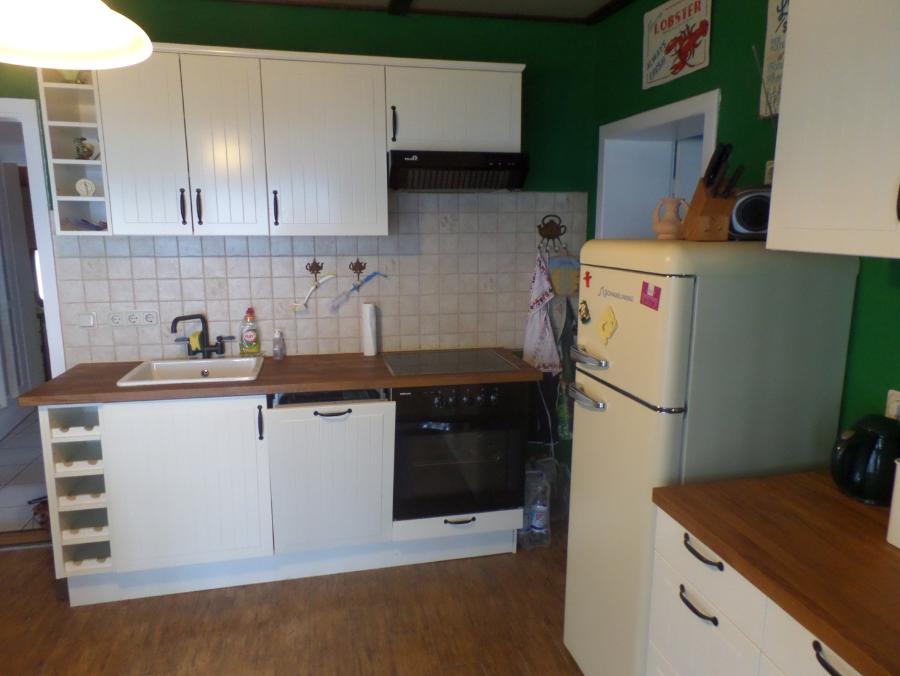 Ferienhaus Lakeview **** Müllrose im schönen Schlaubetal - Küche